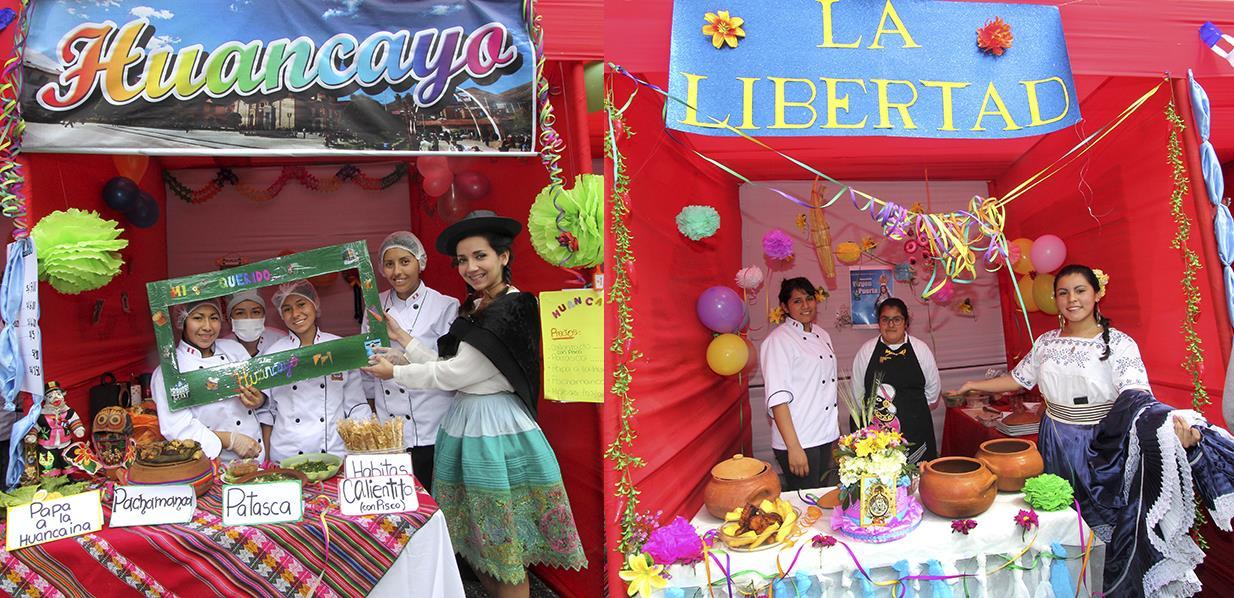 Platos Más Representativos Del Perú Fueron Presentados En La
