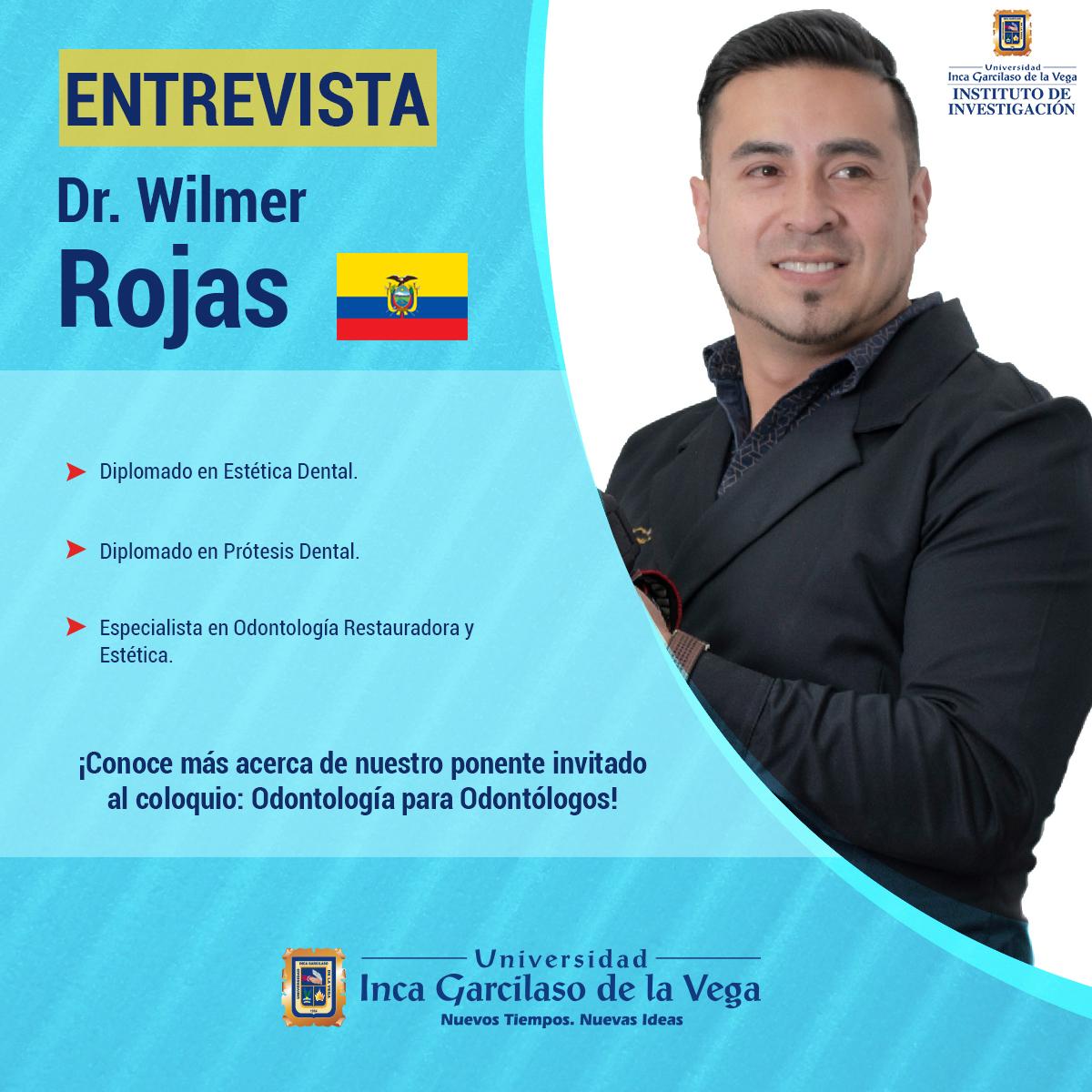 entrevista wilmer rojas