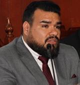 Secretario Académico Javier Villavicencio Carpio